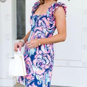 Lilly Pulitzer Boho Devine Dress